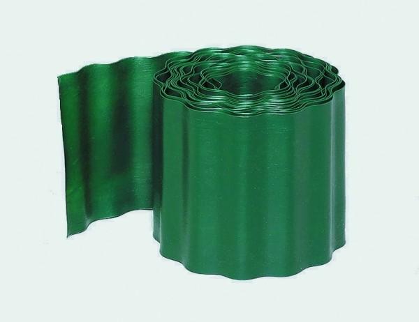 SIENA GARDEN Rasenkanten grün 20cm/9m 20 cm hoch 9 Meter lang