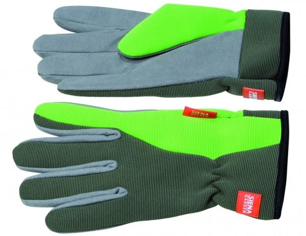 SIENA GARDEN Spandex Handschuh Gr. 9 Polyester, mit SB-Karte