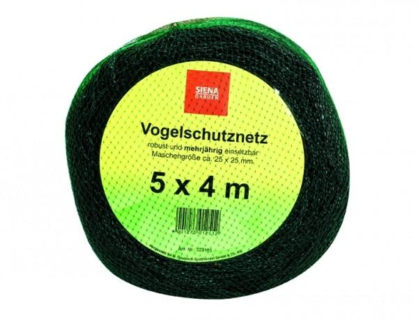 SIENA GARDEN V.-schutznetz 10x4m,Profi 20x20mm, Bändchen