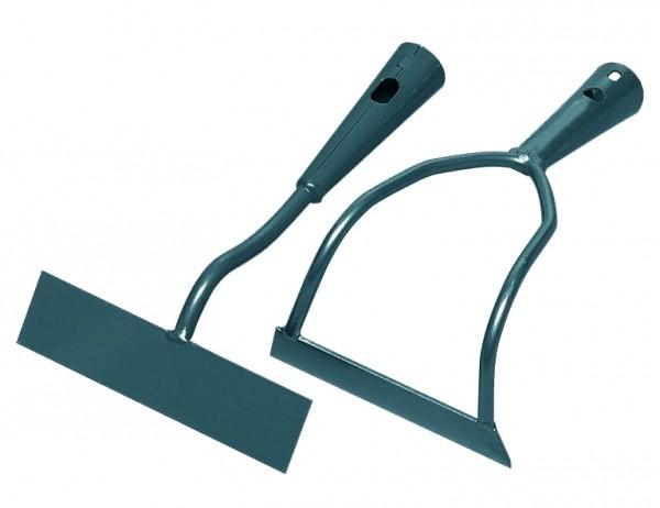SIENA GARDEN Bügelzughacke 16 cmHammerschlag anthrazit 16 cmangeschweißtes Stahlblatt